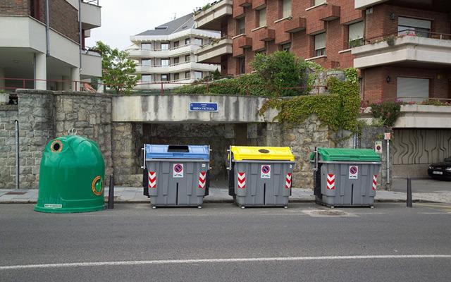 Test sobre reciclaje